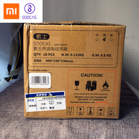 A Case Of 10 Box Xiaomi Mijia Toothbrush Soocare X3 Soocas Acoustic Electric Three Handle Modes