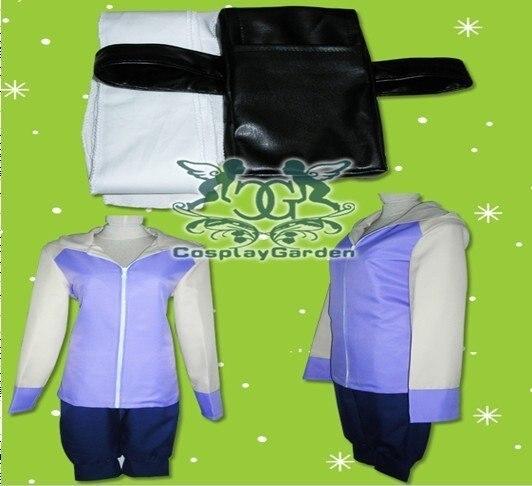 Wholesale Free Shipping Hot Selling Cheap Cosplay Costume C0114 Naruto Hinata II