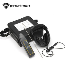 1set Auto Electronic Stethoscope Car Audio Instrument Car Engine Stethoscope Tool Car Abnormal Detection tool