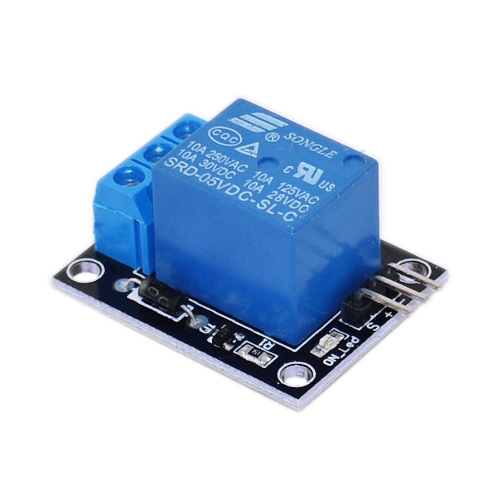 KEYES Single-channel 5V Relay Module Compatible With Arduino