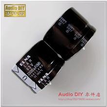 купить 2PCS/10PCS ELNA LAH Series 3300uF/63V Audio Electrolytic Capacitor super capacitor Thailand Original Box Packaging FREE SHIPPING дешево