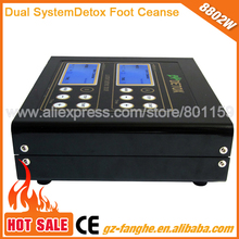 health care professional foot detox machine