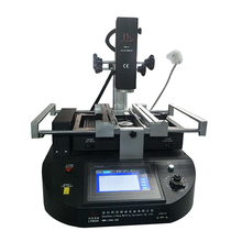 цена на LY 4500W R5830 touch screen BGA Rework machine hot air 3 zones for Laptop Motherboard for chips soldering