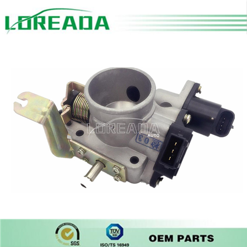 Brand new Hot-Selling Throttle body for Foton /NANJUN motor  Engine  UAES system OEM quality  Fast Shipping  Bore Size 38mm