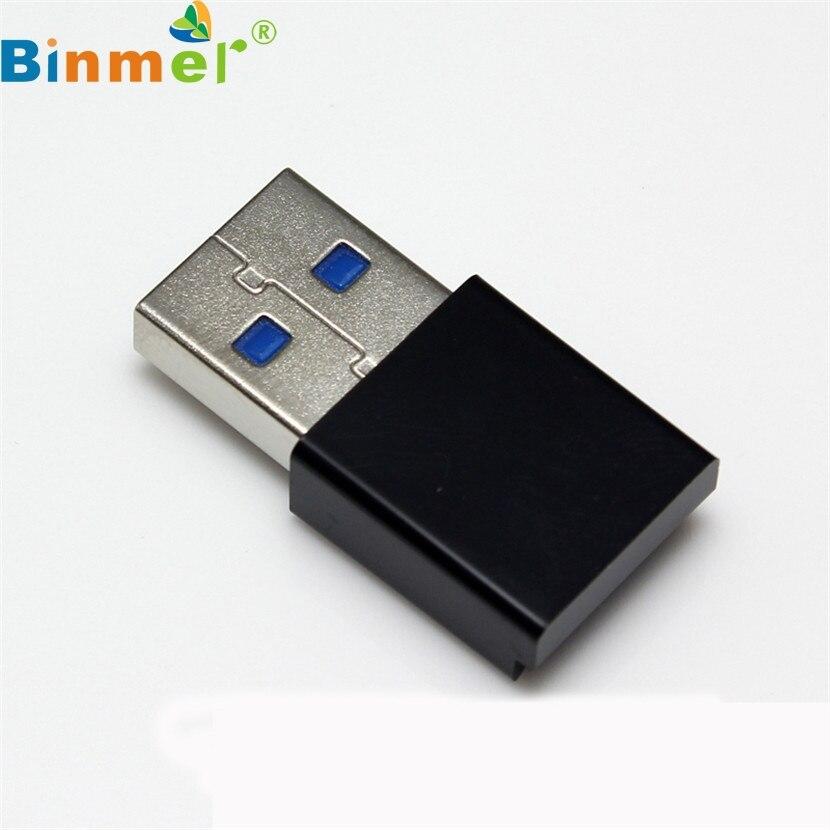 Binmer Mecall MINI 5Gbps Super Speed USB 3.0 Micro SD/SDXC TF Card Reader Adapter 2