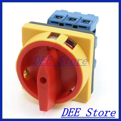 AC600V 32A Latching Action On/Off 2 Position DPDT Combination Switch 5pcs lot high quality 2 pin snap in on off position snap boat button switch 12v 110v 250v t1405 p0 5