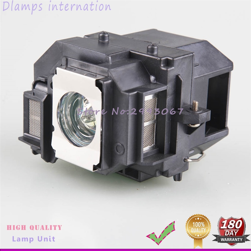 Replacement Projector Lamp for EPSON 705HD S7 W7 S8+ EX31 EX51 EX71 EB-S7 X7 S72 X72 S8 X8 S82 W7 W8 X8e ELP54/ V13H010L54 replacement projector lamp ep54 for eb s8 eb x8 eb w8 eb x8e eh tw450 powerlite hc 705hd powerlite 79 h327a