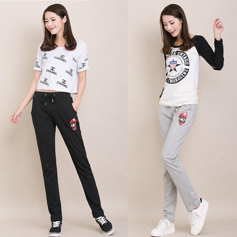 Autumn and winter pants skinny pants running sweatpants women, sports pants fitness beautiful long legs