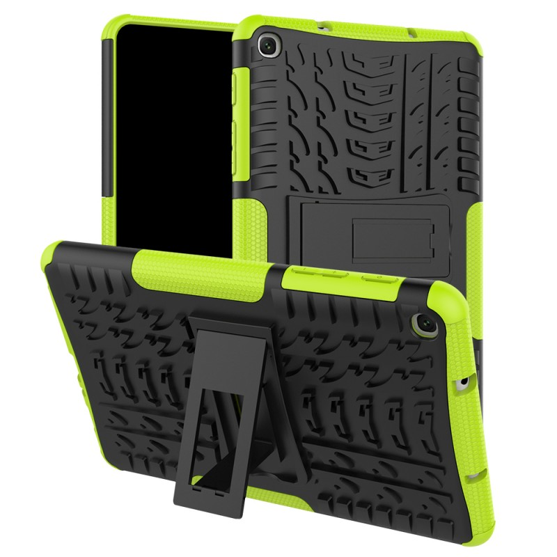 Case For Samsung Galaxy Tab A 10.1 T510 T515 Armor Heavy Duty Stand ShockProof Cover For Samsung Tab A SM-T510 T515 2019 Case