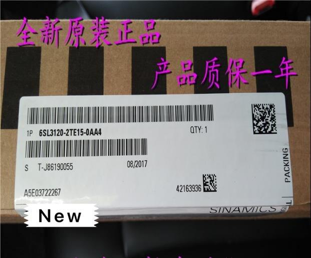 100 Originla New 2 years warranty 6SL3120 2TE15 0AA4