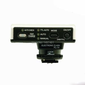Image 2 - FL 14 FL14 Top Flash Lamp Voor Olympus E PL7 E PL5 E PL6 E M1 E M5 E M10 X Z1 X X2 Voor Panasonic GH2 GH3 GH4 GF6 GF7 G5 G6 Camera