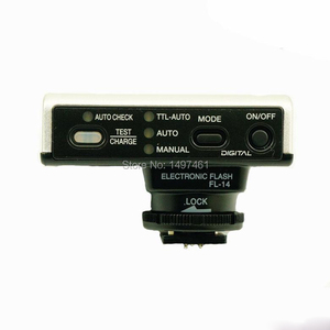 Image 2 - FL 14 FL14 top flash lamp for Olympus E PL7 E PL5 E PL6 E M1 E M5 E M10 X Z1 X X2 for Panasonic GH2 GH3 GH4 GF6 GF7 G5 G6 camera