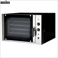 XEOLEO Multi function Electric Convection Oven Four layer Large Capacity Baking oven Mechanical Control Bread oven 220V 6000W