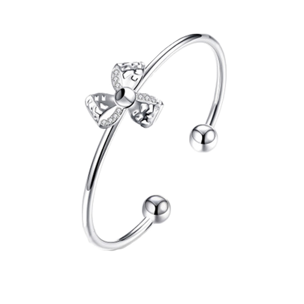 2017 new butterfly knot Jewelry bracelets bangles elegant