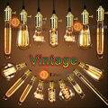 Preços por atacado, Criativo Do Vintage Edison Lâmpada, Incandiscent Lâmpadas Para Decoração De Sala De estar, Quarto, ST64/A19/G80 (PD-71)