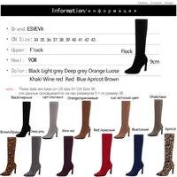 Облегающие сапоги на каблуке Цена: от 2069 руб. ($26.17) | 17 заказов Посмотреть:   ???? Универсальные женственные сапоги, которые должны быть у любой женщины. Я заказала 8. Длина стопы 24.5см. Нога у меня широкая. Подъем обычный, невысокий. Идеально по дл