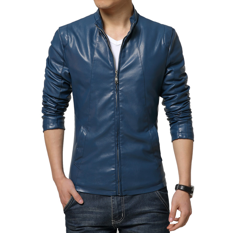 Popular Winter Leather Jacket Men-Buy Cheap Winter Leather Jacket