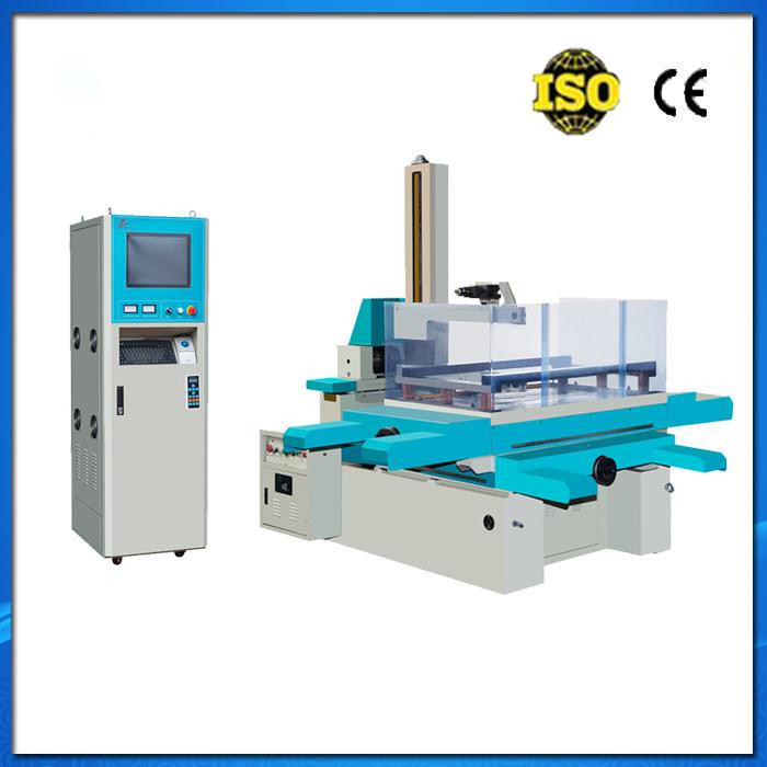 DK7763 CNC EDM wire cutting cut machine-in Wire EDM Machine from ...
