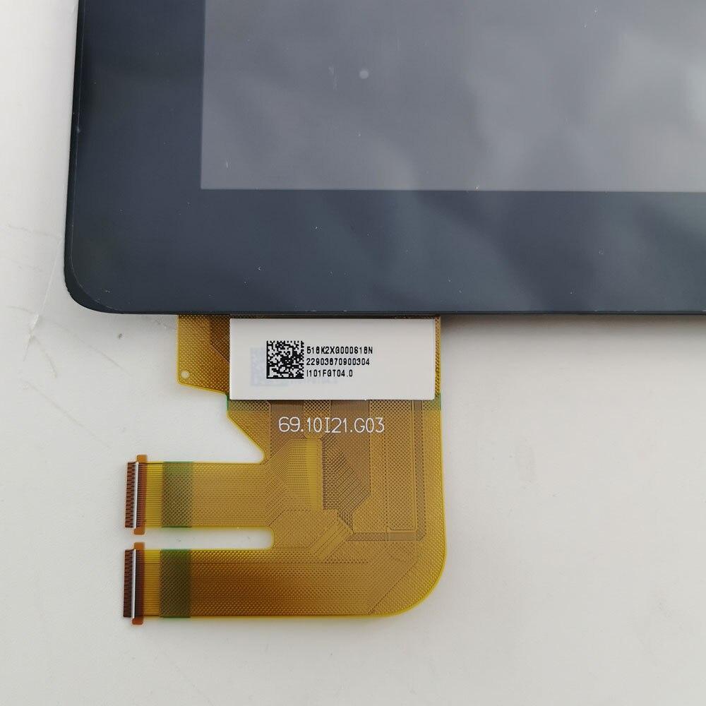 Pour Asus EeePad transformateur TF300 TF300T TF300TG TF300TL écran tactile numériseur capteur verre LCD panneau d'affichage moniteur assemblée - 4