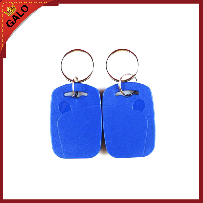 100pcs/lot 13.56MHz RFID IC Key Tags Keyfobs Token NFC TAG Keychain For Arduino(Blue, red, yellow) 3 colors 6pcs lot 13 56mhz rfid ic key tags keyfobs token nfc tag keychain for arduino m1k
