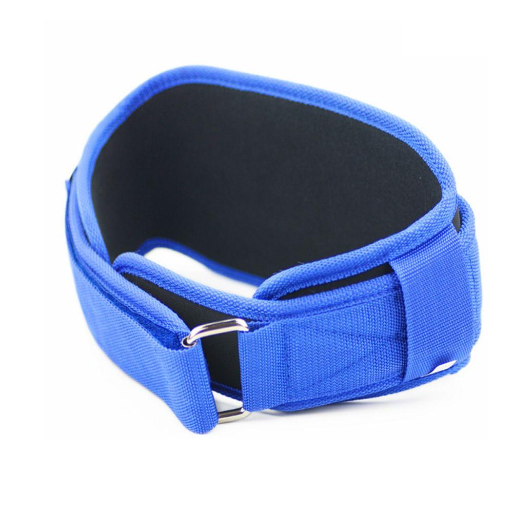 Weight Lifting Belt Nylon Musculation Squat Powerlifting Gym Belt Crossfit Dumbbell Bodybuilding Weightlifting Gym Equipment