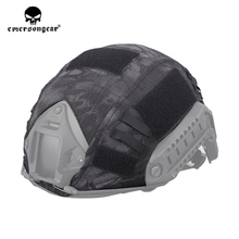 emersongear Emerson Tactical FAST Helmet Cover Hunting Airsoft Military Camo Headwear TYP