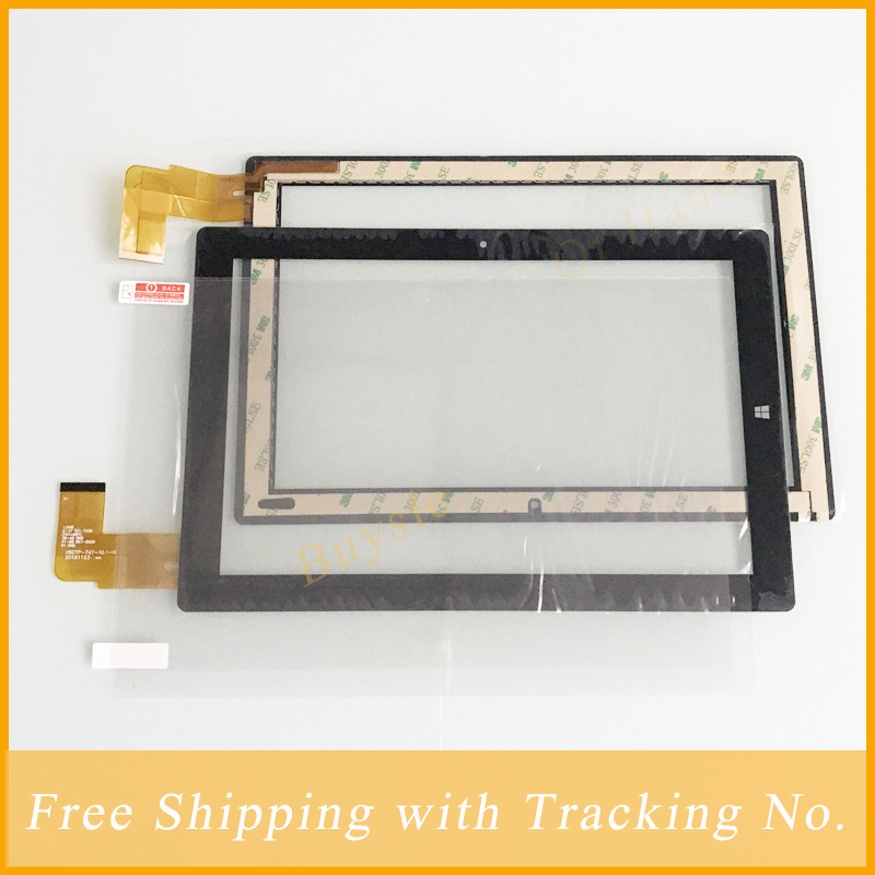 New Capacitive Touch Screen For Chuwi Hi10 CW1515 Touch Panel Digitizer Glass Sensor 10.1 Inch Tablet HSCTP-747-10.1-V0 Film