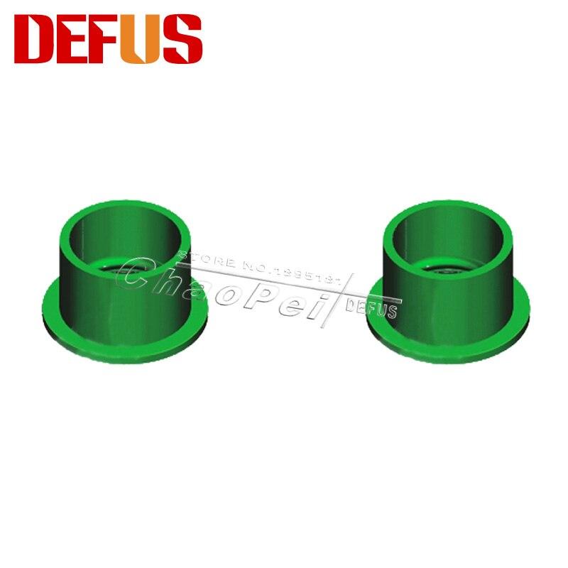 Продавать 50 шт. бренд defus 5.7*7.4*11 мм Пластик уплотнительное кольцо инжектор Кепки Автозапчасти для универсальный ремонт автомобилей комплект...