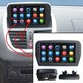 Pantalla Táctil de La Capacitancia de 7 pulgadas Reproductor Multimedia Del Coche para Peugeot 207 de Navegación GPS Bluetooth reproductor de Vídeo WiFi de la Ayuda