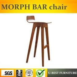 Бесплатная доставка U-BEST Триумф барный стул высокий табурет lucite Барные стулья/Промышленные Стулья и стулья/табурет барный табурет