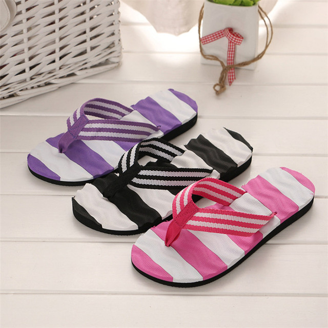 cb023555fed52e Teen Kids Boys Slippers Sandals Girls Casual Flip Flops Women Man Home Slippers  Shoes Beach Bath