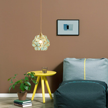 Modern Pendant Ceiling Lamps Copper LED Pendant Lights Pending Lighting Living Room Dining Room Children's Room Hanging Light цена и фото