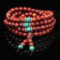 2016 Selling Tibetan Wood Beads 108 Lobular Rosewood Fashion Bracelet Buddhist Buddha Meditation Rosary Prayer Beads