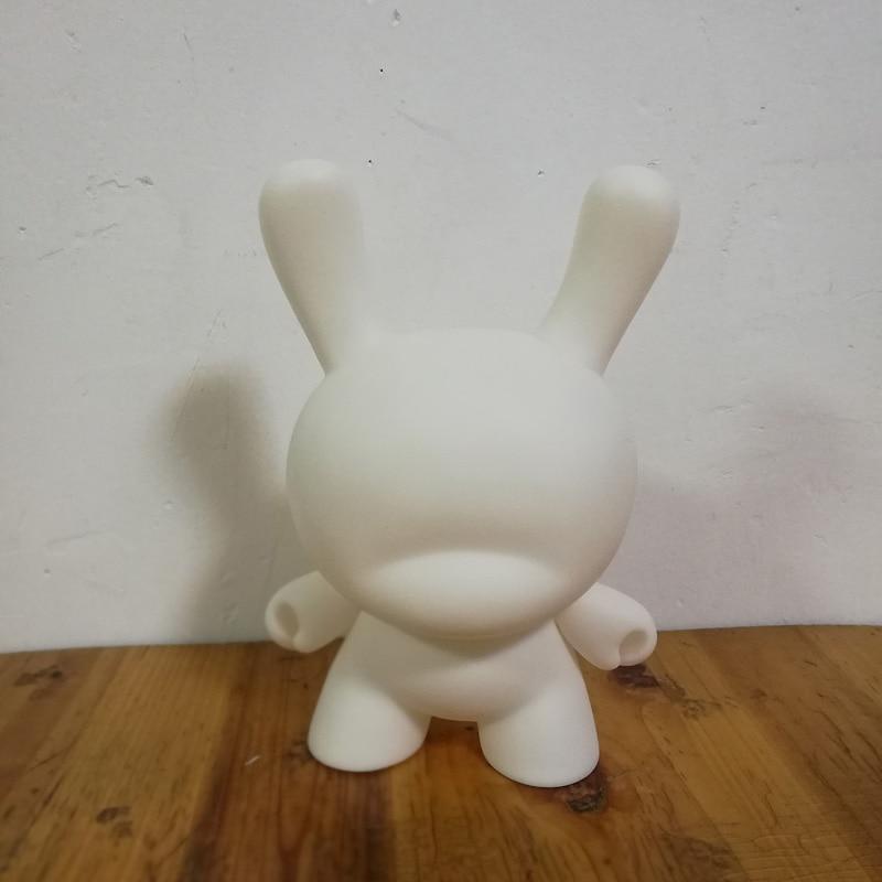 Hot 12 inch Kidrobot Dunny DIY Paint Action Figure Vinyl Blank Model 33 CM High