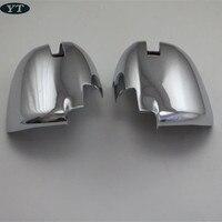 Auto rear view mirror cover cap For Mitsubishi ASX 2016, abs chrome,auto accessories,car accessories.2pcs