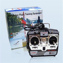 Free Shipping Excellent 6CH RC Simulator Real Flight Helicopter Simulator JTL 0904A Model 1 Model 2