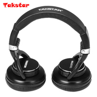 New Monitor Studio Headphones Takstar HD5500 Dynamic 1000mW Powerful HD Over Ear Earphone Noise Cancelling Pro DJ Headset for PC