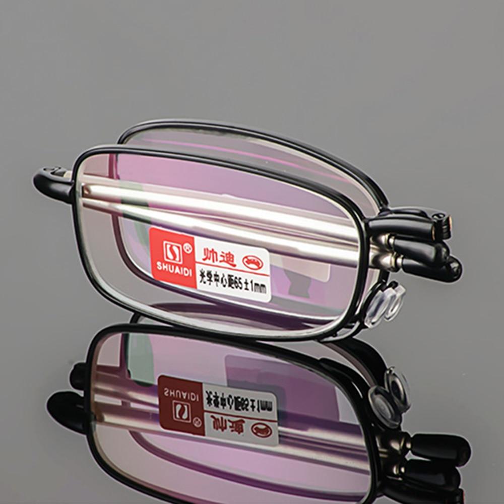 [SHUAIDI RADIO ANTENNA GLASSES] Foldable frame Ձգվող ոտքեր - Հագուստի պարագաներ - Լուսանկար 4