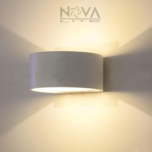 contemporary indoor lighting. semi round wall light indoor lighting aluminum led up down lamp decorative contemporary ac230v