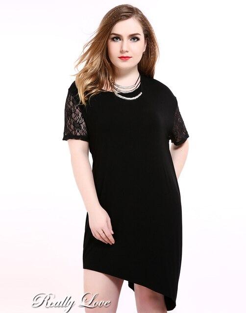 Cocktail jurk zwart