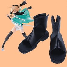 New Fate/Grand Order Saber Okita Souji Cosplay Shoes Unisex Adult Halloween/Carnaval Size 35-44