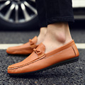 Men Shoes 2016 New Best Quality Men Flats Casual Shoes Soft Loafers Comfortable Driving Shoes Free Shipping