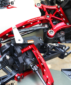 Image 1 - Aluminum Front Chassis Brace ,Rear Chassis brace ,Front Top Chassis Brace for LOSI DBXL