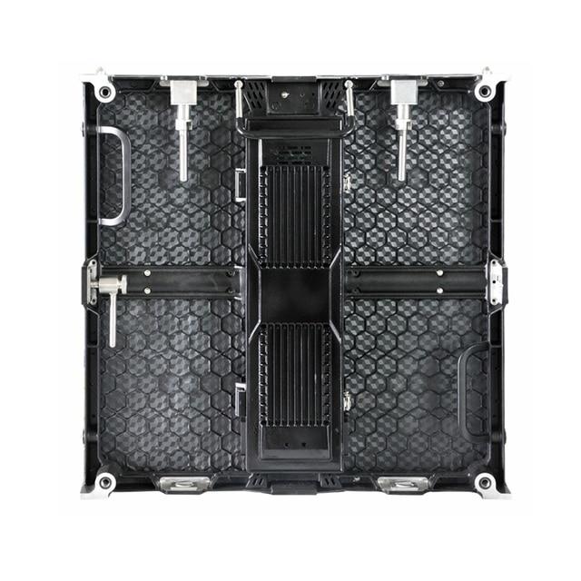 Крытый P3.91 Прокат 500x500 мм Magnalium Сплава SMD RGB LED Дисплей Кабинета (P4.81/P5.95/P6.25 имеющиеся в наличии)