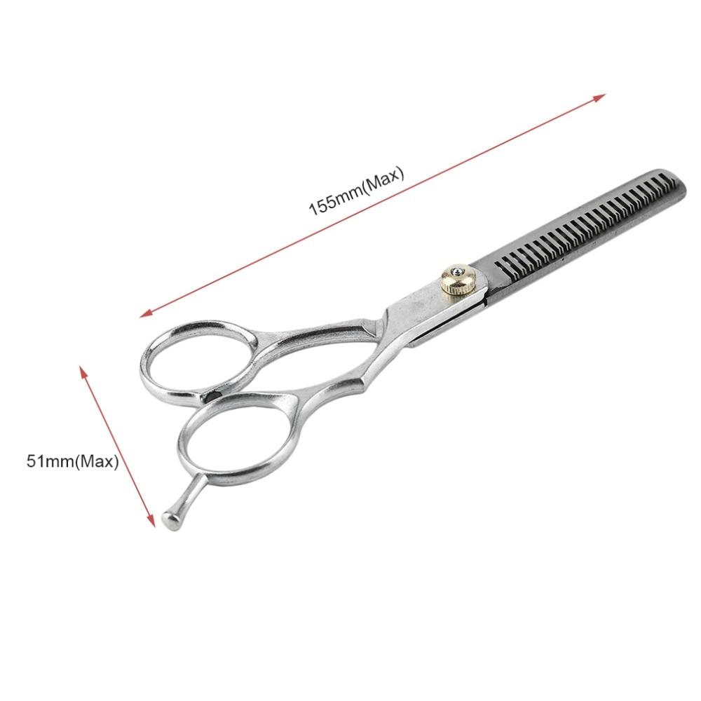 Купить с кэшбэком Salon Scissors Shears Clipper Hair Cut Barber Hairdressing Regular Cutting Scissor Thinning Scissor With Thumb Rest Hot New