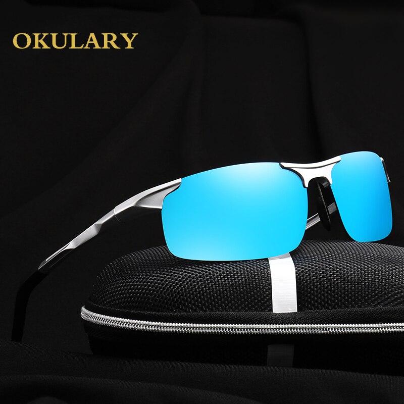 2018 Для мужчин, солнцезащитные очки Polaroid 5 цветов Пластик солнцезащитные очки с бесплатной доставкой