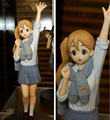 K-ON! GIRL Action Figures PVC brinquedos Collection Figures toys for christmas gift with Retail box free shipping