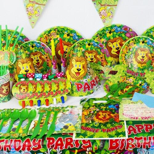 1737 10 De Descuentojuego De Decoración Para Fiesta De Cumpleaños Para Niños De 78 Piezas Juego De Suministros Para Fiesta De Cumpleaños Para