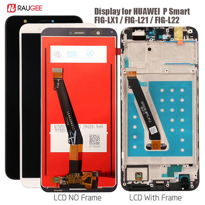 Lcd Screen For Huawei P Smart 2018 Display Lcd Touch Screen Replacement For Huawei P Smart Lcd Touch Sensor Digitizer Assembly