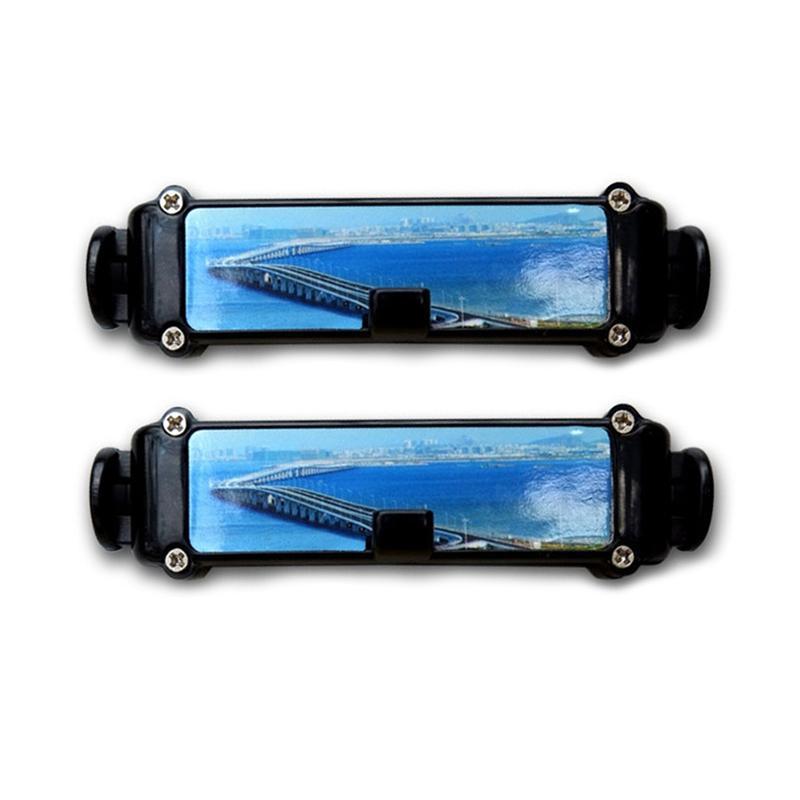 2Pcs Universal Fit Car Seatbelt Adjuster Clip Belt Strap Clamp Shoulder Neck Comfort Adjustment Child Safety Stopper Buckle